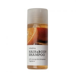 1 Hair & Body wash 30 ml