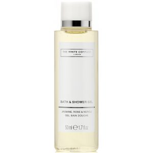 10_The White Company Flowers 50ml Bath & Shower Gel