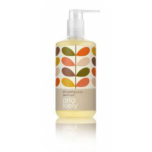 11_Orla Kiely Geranium 295ml Shampoo