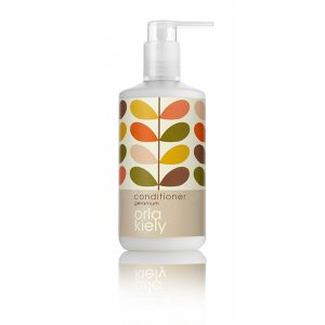 12_Orla Kiely Geranium 295ml Conditioner