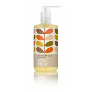 13_Orla Kiely Geranium 295ml Shower Gel