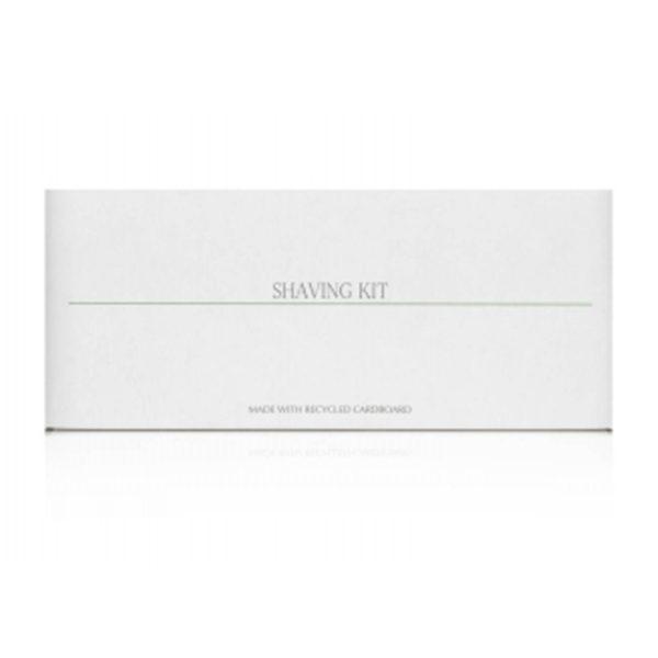 1_Green & White Range Shaving Kit