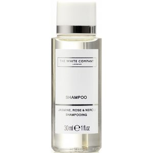 1_The White Company Flowers 30ml Shampoo