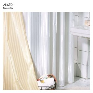 2 Shower Curtain aliseo-menuetto