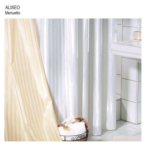 2 Shower Curtain aliseo-menuetto