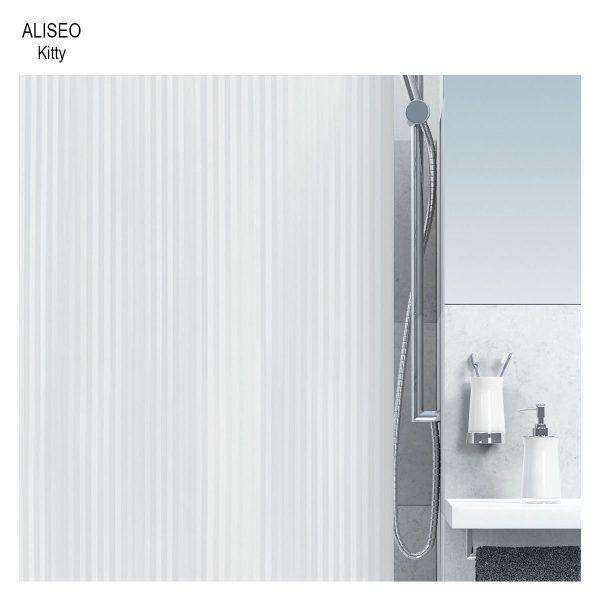 3 Shower Curtain aliseo-kitty
