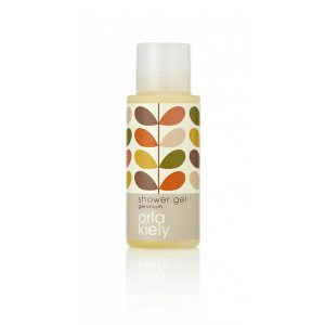 3_Orla Kiely Geranium 30ml Shower Gel