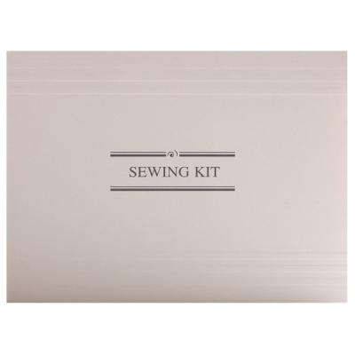 3_White & Grey Boxed Sewing Kit