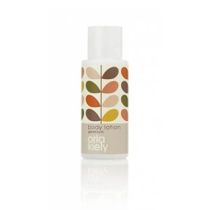 4_Orla Kiely Geranium 30ml Body Lotion