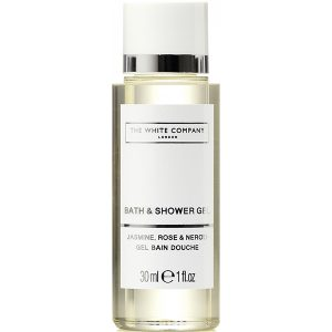 4_The White Company Flowers 30ml Bath & Shower Gel