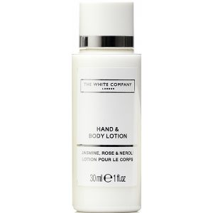 5_The White Company Flowers 30ml Hand & Body Lotion