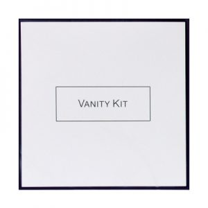 5_White & Black Vanity Kit