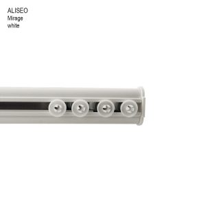 6 Shower Curtain Rail aliseo-mirage
