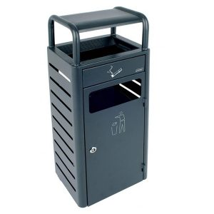 6_ASHTRAY WITH BIN FRONT OPENING