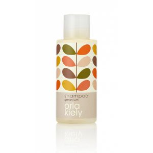 6_Orla Kiely Geranium 50ml Shampoo