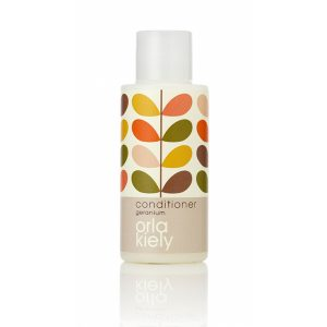 7_Orla Kiely Geranium 50ml Conditioner