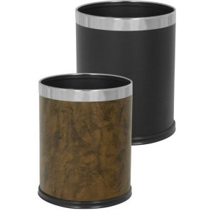8_ROUND WASTE BASKET – BINS