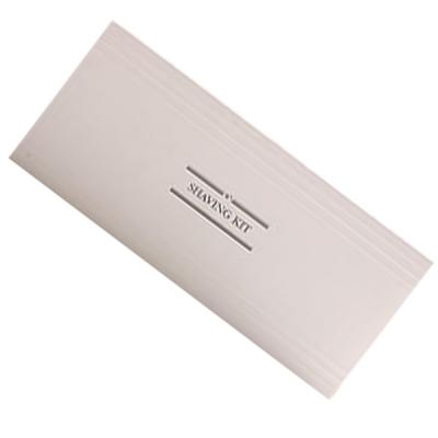 8_White & Grey Boxed Shaving Kit