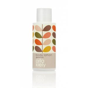 9_Orla Kiely Geranium 50ml Body Lotion