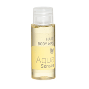 AQUA SENSES hair&body wash 30ml