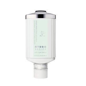 HYDRO BASIC_press&wash system_hand&body lotion 300ml