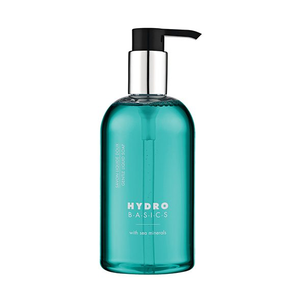 HYDRO BASIC_pump dispenser_liquid soap 300ml