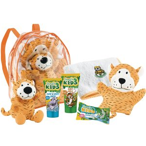 JUNGLE KIDS_bath fun set
