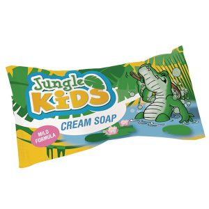 JUNGLE KIDS_cream soap 25g