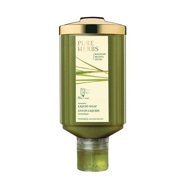 PURE HERBS_press&wash system_liquid soap 300ml
